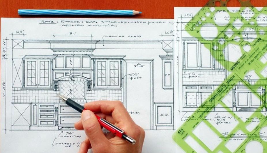 Проект дизайн интерьера дома