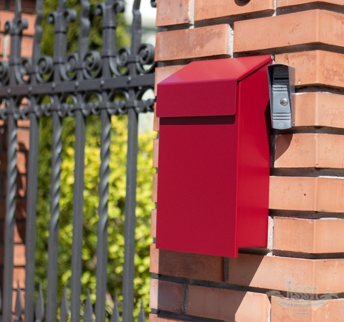 Почтовые ящики уличные своими руками