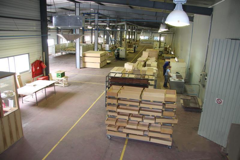 Современное производство мебели в россии.