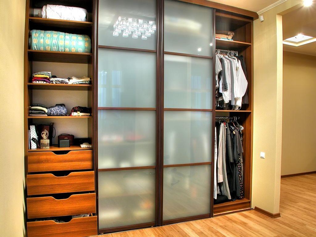 Встроенные шкафы в прихожую своими руками фото